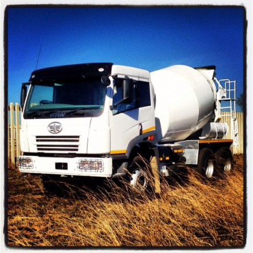 Crazy low deal on FAW33.330FC concrete mixer