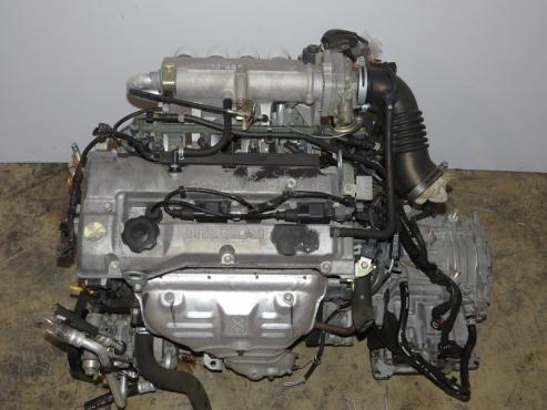 MAZDA ZJ Engine