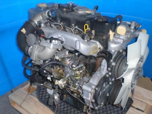 NISSAN TD27T Engine Alrode Alberton