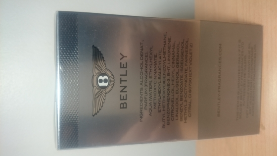 Bentley Infinite Intense 100ml Brand New and Sealed!!!