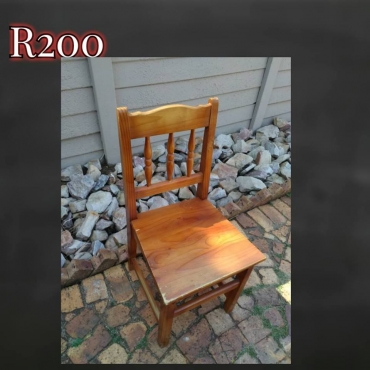 Small kitchen chair