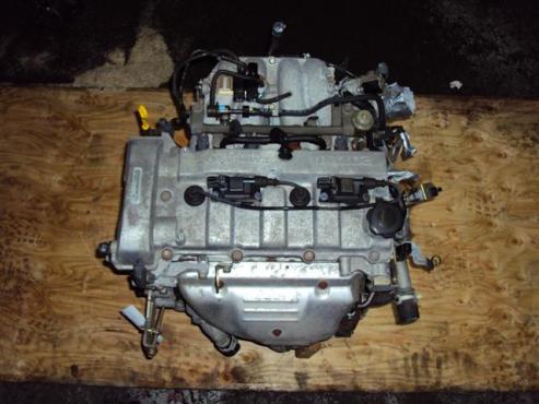 MAZDA FP Engine
