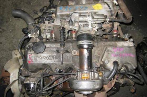 MAZDA G6 Engine Alro