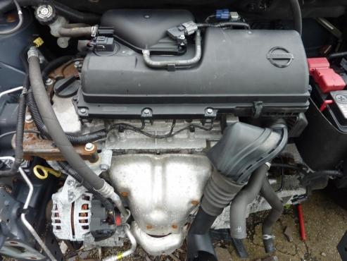NISSAN CR14 Engine Alrode Alberton