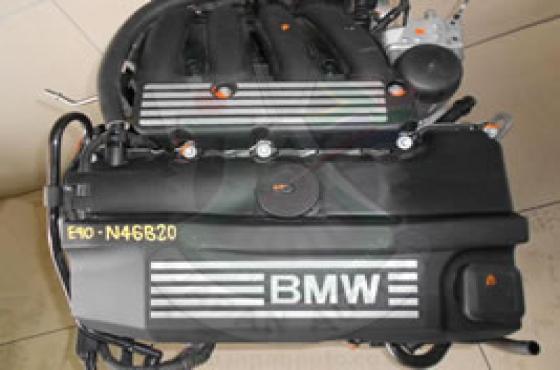BMW E46 E90 engine Alrode Alberton