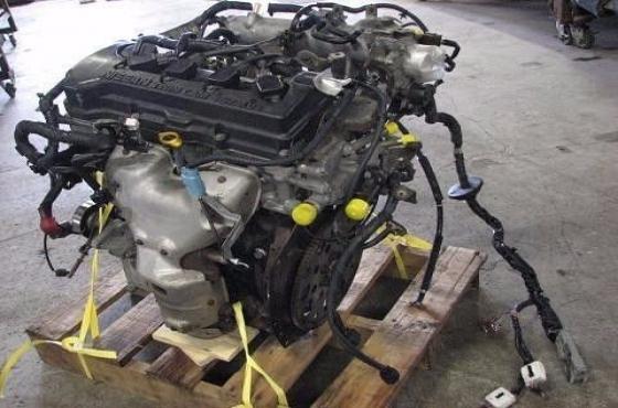 NISSAN QG18 Plastic Engine Alrode Alberton