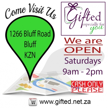 Online Gift Store shipping to anywhere in South Africa