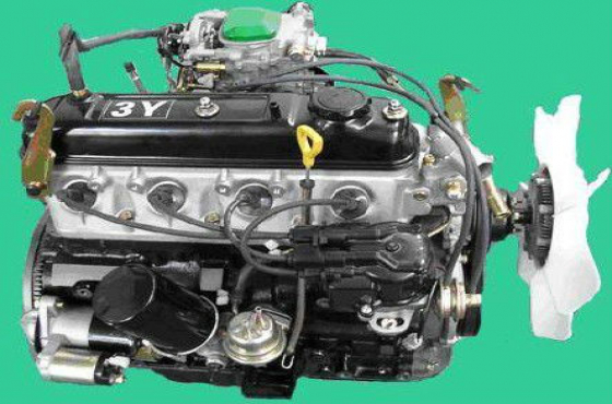 TOYOTA 3Y NEW Engine