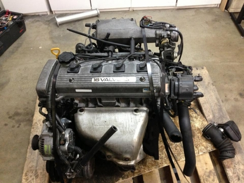 TOYOTA 7AFE Engine Alrode Alberton