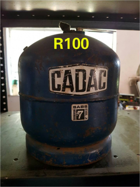 Cadac gas bottle