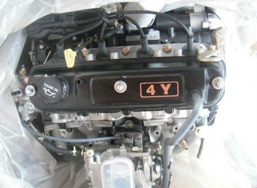 TOYOTA 4Y New Engine