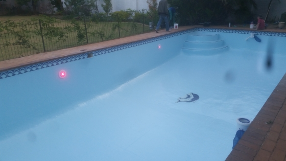 Pool Renovations and Weekly pool maintenance
