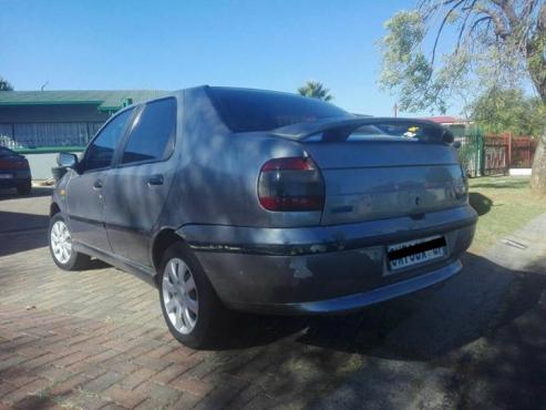 Fiat Siena.1.2 2001