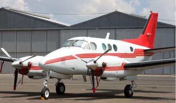 1968 Beechcraft King Air B90