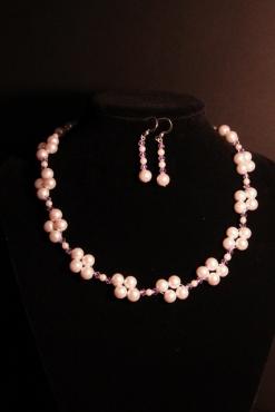 Hand made bead jewelry