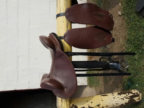 franco c Auzzie Renegade Stock saddle