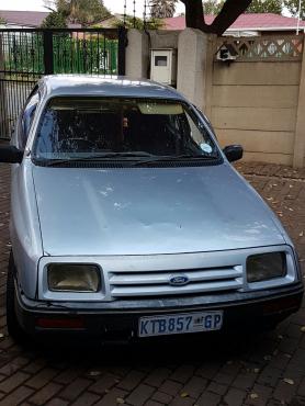1988 Ford Sierra