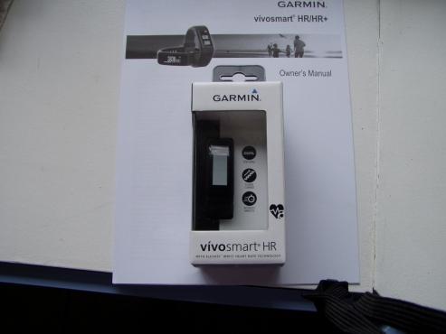 Fitness Tracker  GARMIN ViVOSMART HR