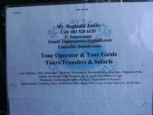 Tour Transport & Guide
