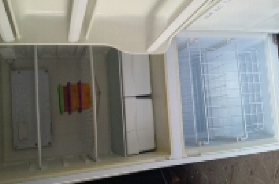 Kic Fridge Freezer 240l