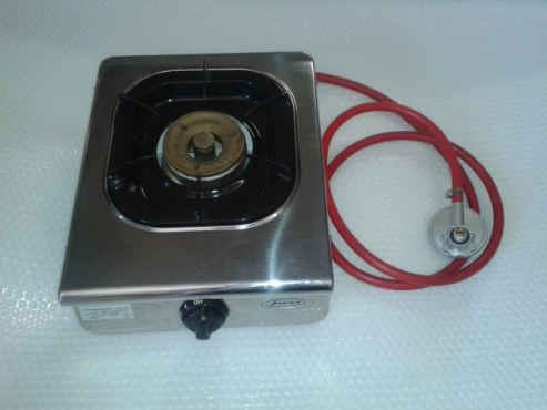 Gas stove with Regulator