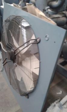 Ziehl high velocity fan