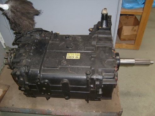 Mercedes Benz Truck Gearboxes