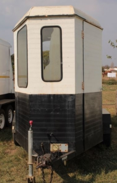 Venter Horsebox