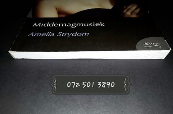 Middernagmusiek - Amelia Strydom - Satyn.
