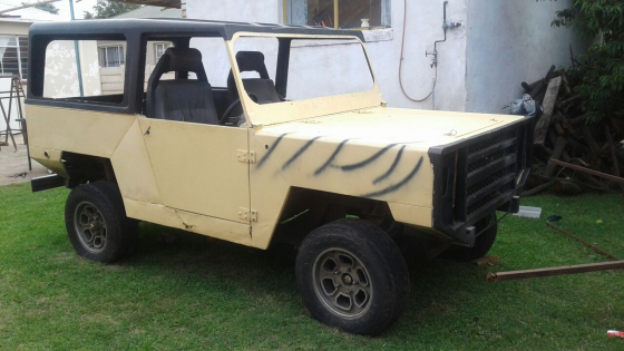 Chevrolet Nomad Jeep Junk Mail