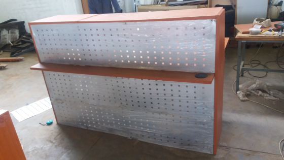 Reception Table Cherry-wood for sale