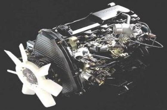 TOYOTA 5L 3.0L DIESEL ENGINE