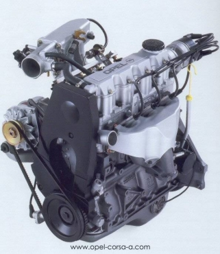 OPEL CORSA 1400/1600 8 VALVE F/INJECTION ENGINE FOR SALE