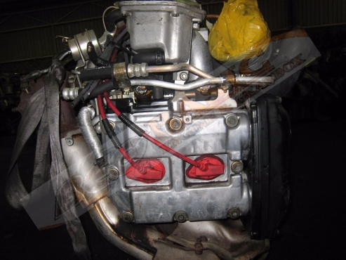 SUBARU EJ20 2.0L Single Turbo EFI Engine ( 6 Bolts )