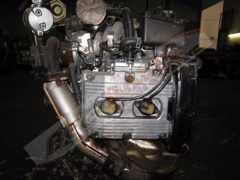 SUBARU -EJ20 2.0L Single Turbo EFI Engine ( 4 Bolts )