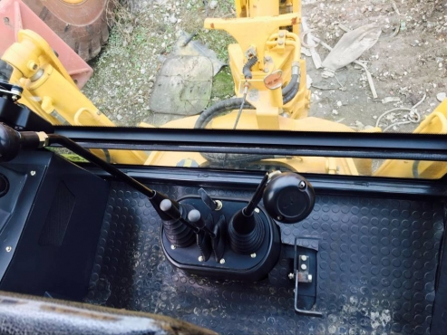 used loader jcb 3cx 2010