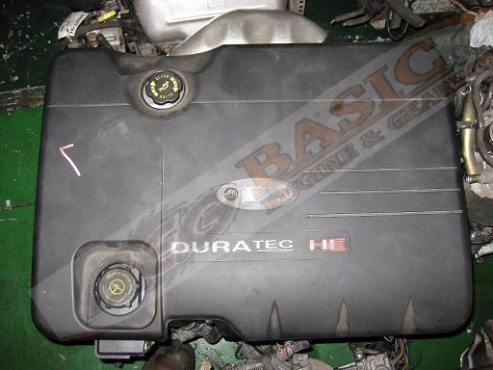FORD CJBB 2.0L Duratec EFI 16V Engine (Silver Top)