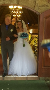 Wedding Dress And Veile For Sal R4500 Cash Only Junk Mail