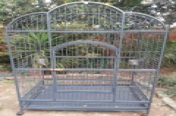 Very Large Parrot Cage