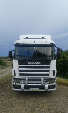 Scania Lorrie - In Excellent Condition