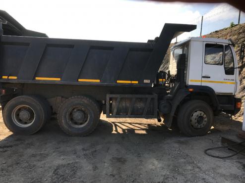 MAN CLA26.280 10 Cube Tipper Truck