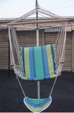 Hanging Chair - Hammock - in excellent condition