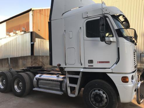 2012 Freightliner Argossy CISX 500 6x4