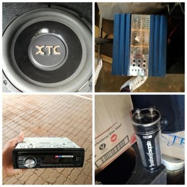 Pioneer,Rockford Fosgate,XTC sound