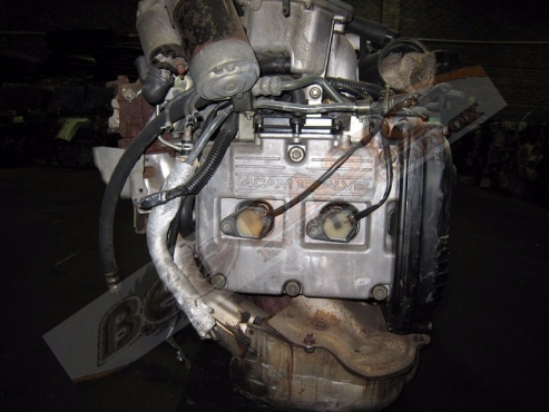 SUBARU -EJ20 2.0L TWIN TURBO EFI Engine ( 4 Bolts )