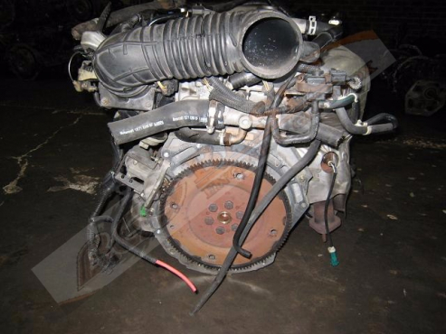 FORD CJBB 2.0L Duratec EFI 16V Engine (Silver Top)