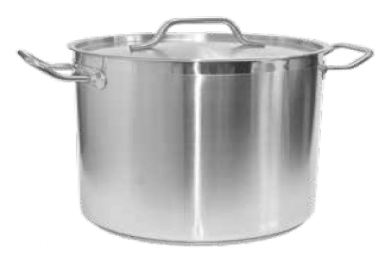 STOCK POT WITH LID - VALUE RANGE