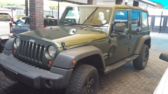 Jeep Wrangler Diesel In Cars In South Africa Junk Mail