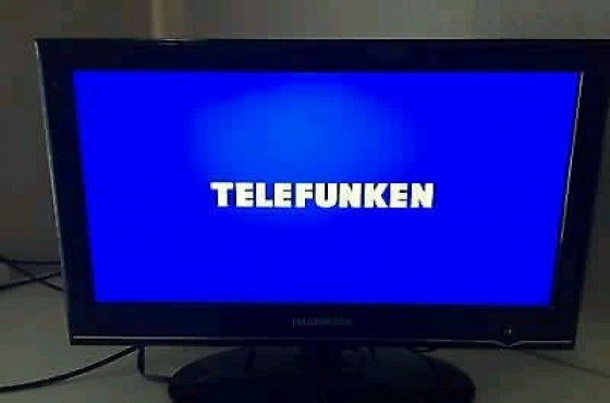 TV for sale  Telefunken LCD TV | Junk Mail