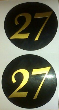 Cafe Racer decals stickers graphics kits
